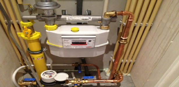 Gas en watertechnische installaties